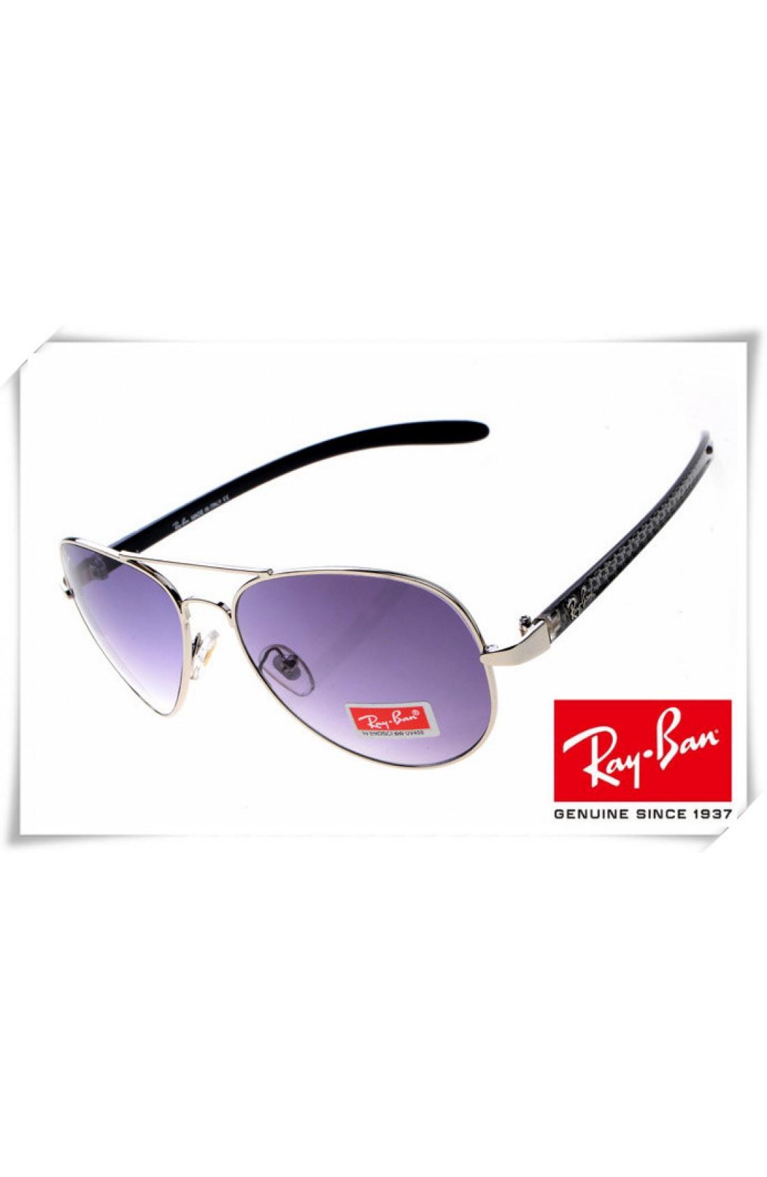 Cheap Ray Ban RB8307 Tech Sunglasses Carbon Fibre Black